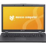 マウスコンピューター『MB-W801X-BK2』高性能グラフィックスを搭載した迫力の17.3型ワイドノート!