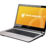 マウスコンピューター『LB-B400S-SSD』クアッドコアCPU&SSD&&DVDドライブ搭載の14型HDモデルが約5万円(税別)!