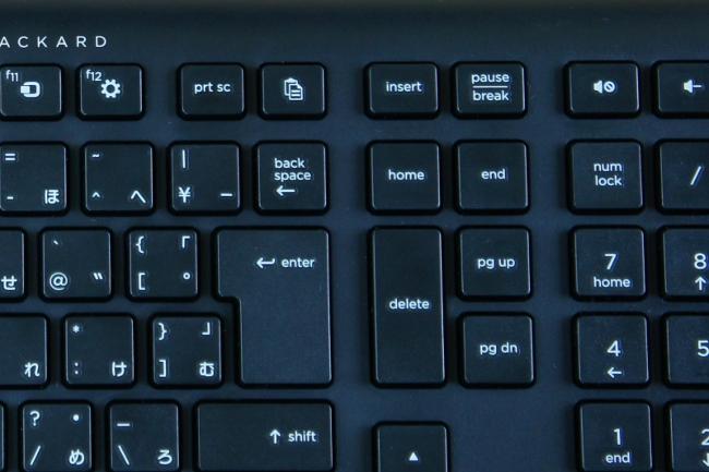 ins_delなどのキー配置
