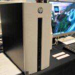 『HP Pavilion 550-040jp/CT』モニターセットがおトク!ワンコインアップグレードキャンペーン!