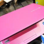 マウスコンピューター『LB-C220S-SSD』高速ストレージ搭載!ピンクもオシャレな11.6型モバイルノート!