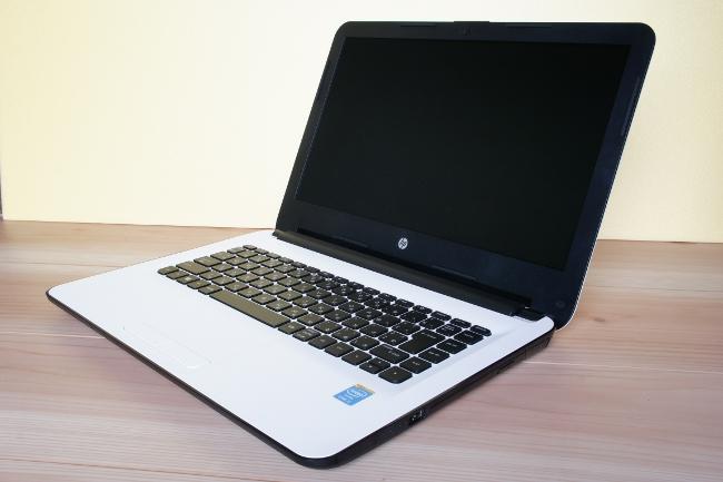 HP 14-ac000 スタンダードモデル
