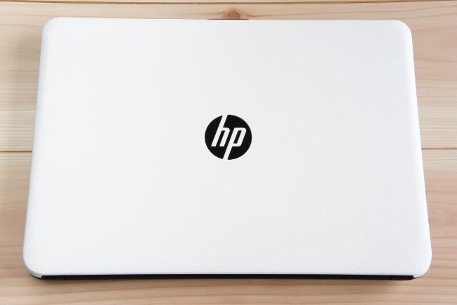 HP 14-ac000 の天板