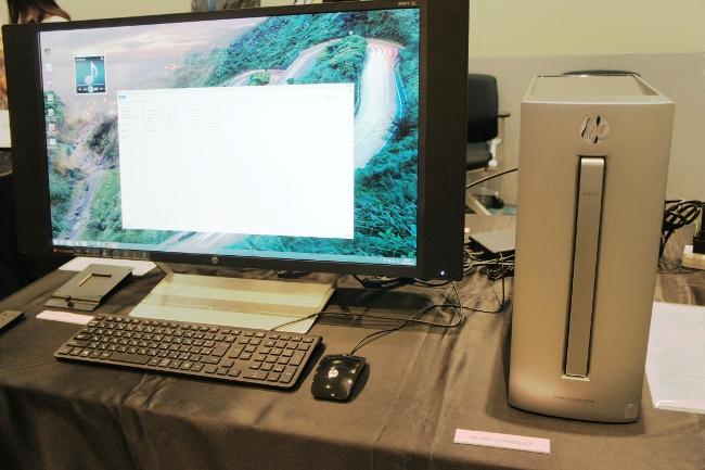 HP ENVY 750-080jp/CT & HP ENVY 32 WQHD メディア ディスプレイ モニターセット