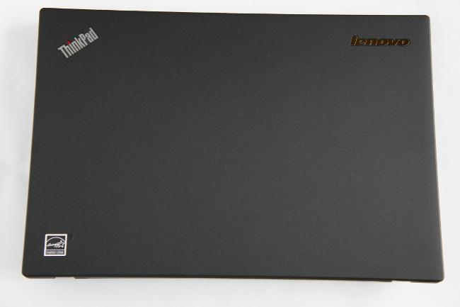 ThinkPad X250 の天板