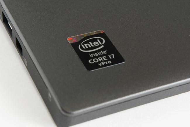 CPUにはvProテクノロジーが組み込まれている