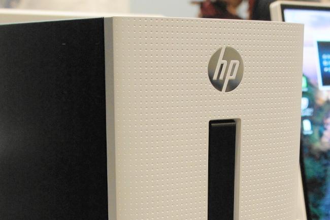 HP Pavilion 550 シリーズのフロントパネル