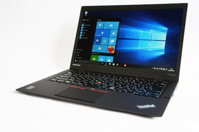 最新世代『ThinkPad X1 Carbon』