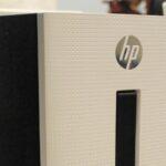 『HP Pavilion 550-140jp/CT』ワンコインアップグレード&モニター半額!Windows10搭載ミニタワーPC!