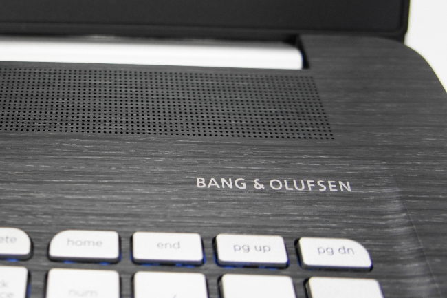 HP ENVY 17-n100 BANG & OLUFSEN