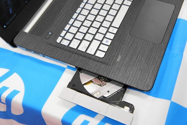 HP ENVY 17-n100 ブルーレイディスクドライブ
