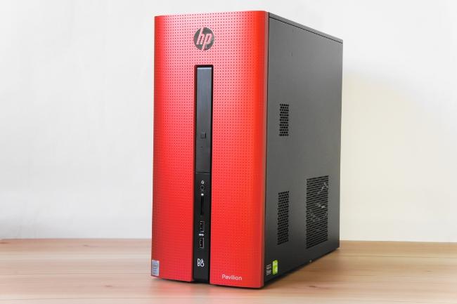 HP Pavilion 550-140jp/CT パフォーマンスモデル #2