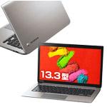 東芝『dynabook KIRA VZ63』Windows10搭載!軽量&堅牢&高性能な13.3型モバイルノートPC