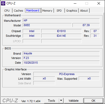 CPU-Z(MainBoard)