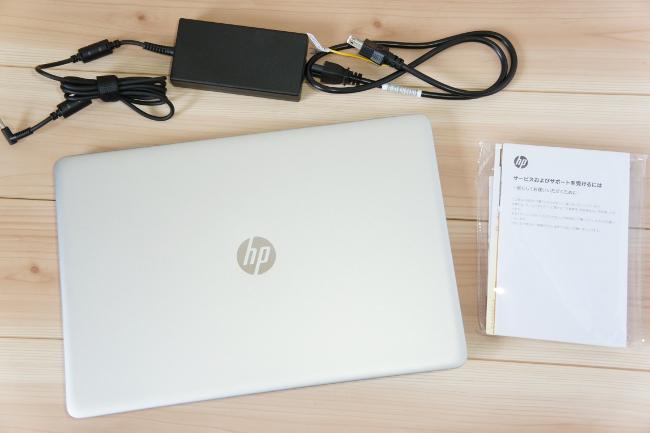 『HP ENVY 17-n100』一式