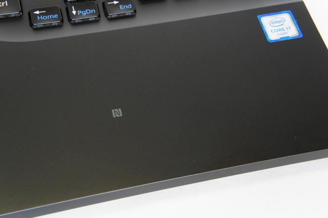 LIFEBOOK WA3/W NFC機能