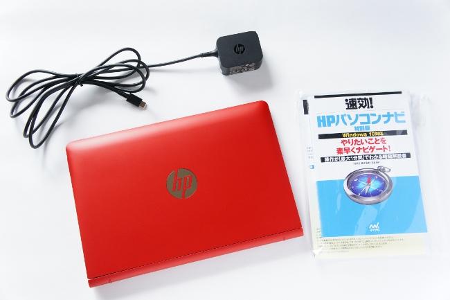 『HP Pavilion x2 10-n100』一式
