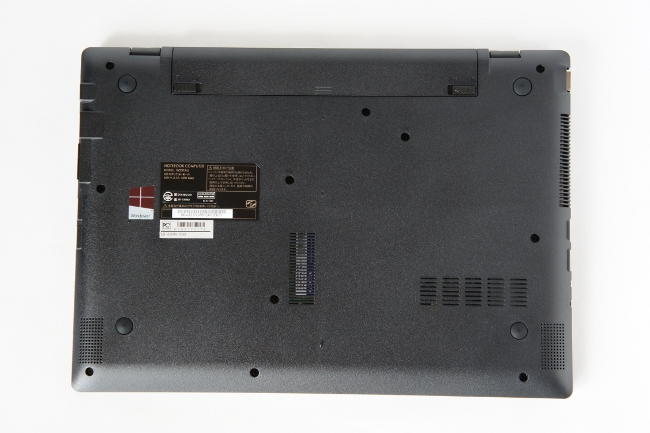 LB-J520S-SSD 底面部