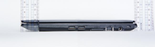 LB-J520S-SSD の高さ