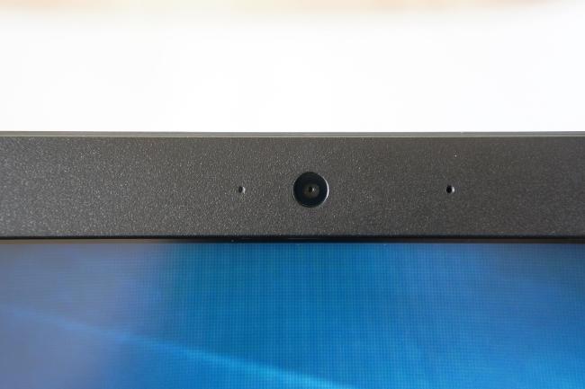 LB-J520S-SSD の内蔵Webカメラとマイク