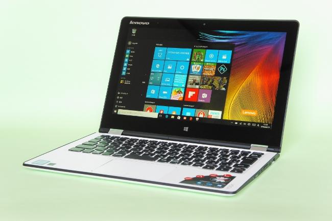 Lenovo YOGA 700 ノートPCモード