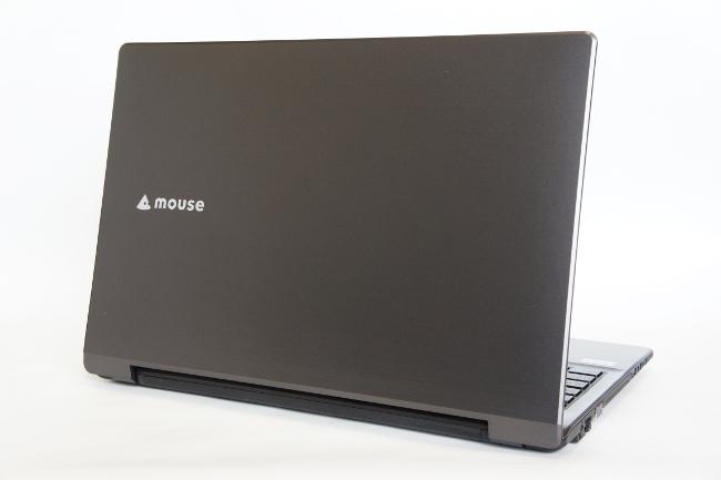 LuvBook Fシリーズ(背面側)
