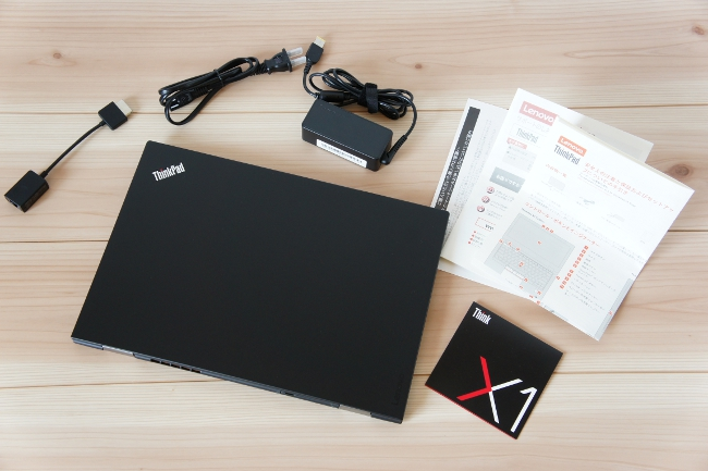 『ThinkPad X1 Carbon』一式