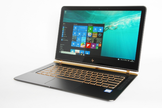 HP Spectre 13 正面