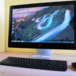 『HP Pavilion 23-q100jp』Windows10&第6世代Core搭載!さらにパワーアップされたスタイリッシュ・オールインワンPC!