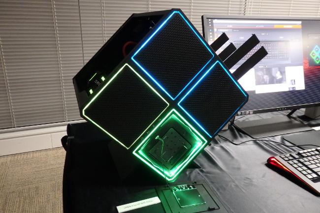フロント LED