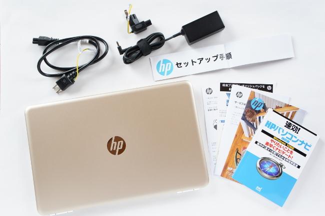 『HP Pavilion 15-AU000』一式