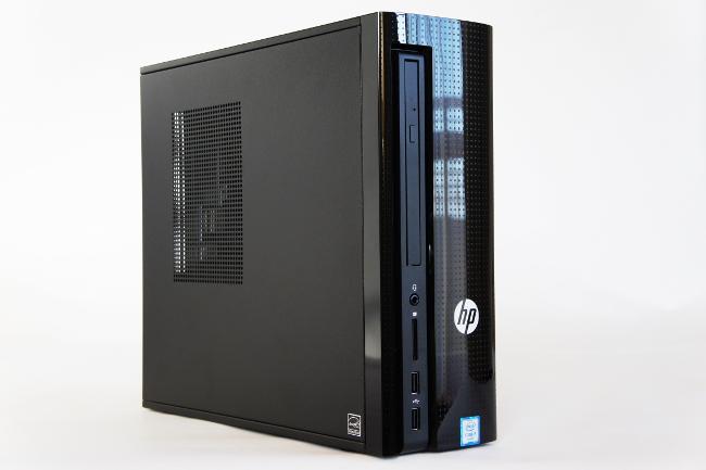 HP Slimline 260-p050jp 正面