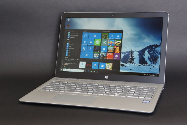HP ENVY 15-as100 正面