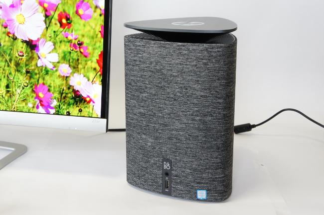 HP Pavilion Wave 600-000jp と HP 27er モニター
