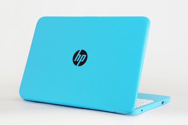 HP Stream 11-y000 背面側