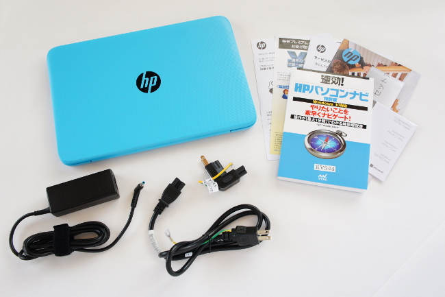 『HP Stream 11-y000』本体セット