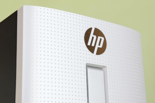 HP Pavilion 510-p000jp ロゴ