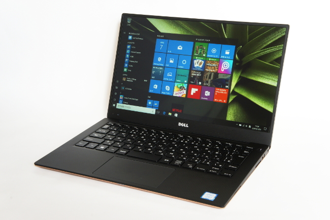 New XPS 13 正面