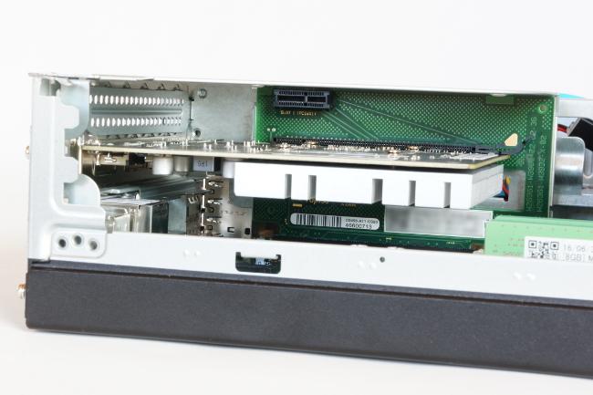 空いている拡張スロットは「PCI Express x1」