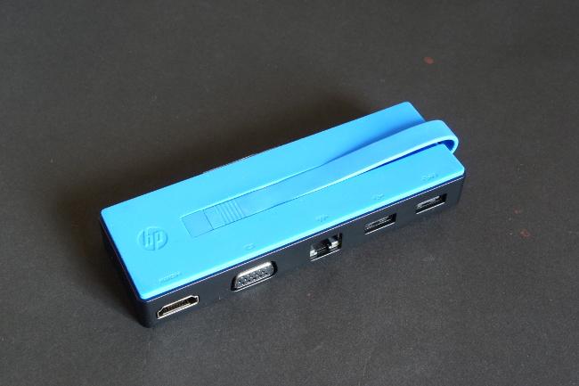 HP USB-C トラベル ドック