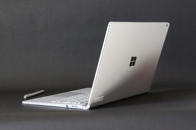 Surface Book 背面側(その2)