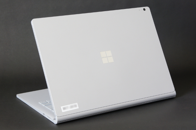Surface Book タブレットスタイル