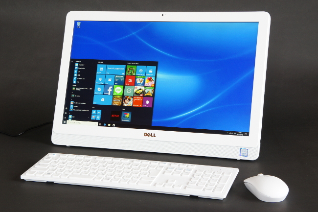 Inspiron 22 3000 正面(その1)