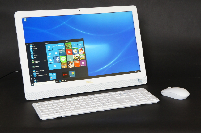 Inspiron 22 3000 正面(その2)