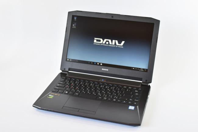DAIV-NG4500E1-S2 正面