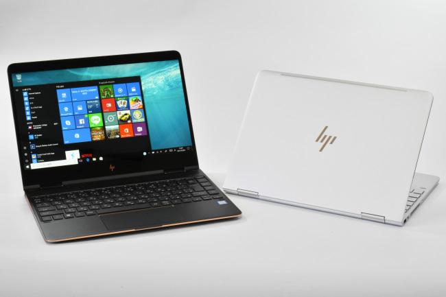 HP Spectre x360 2台