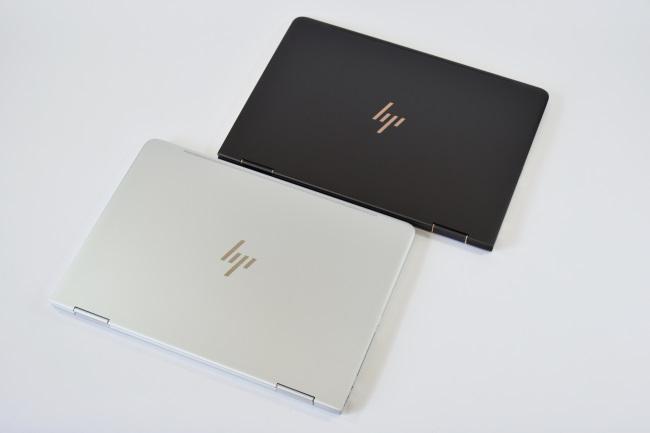 HP Spectre x360 2カラーのトップカバー