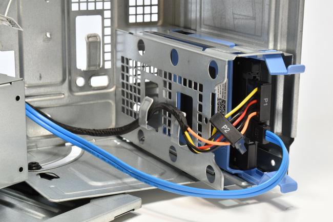 SSD の実装エリア