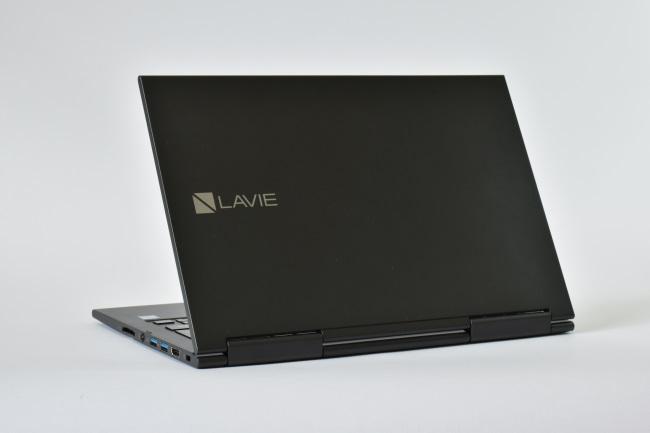 LAVIE Direct HZ 背面側(メテオグレー)