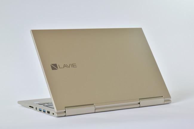 LAVIE Direct HZ 背面側(プレシャスゴールド)